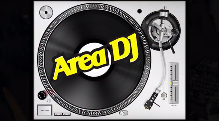 Sigla Area DJ