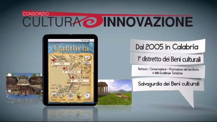 Spot TV Cultura e Innovazione
