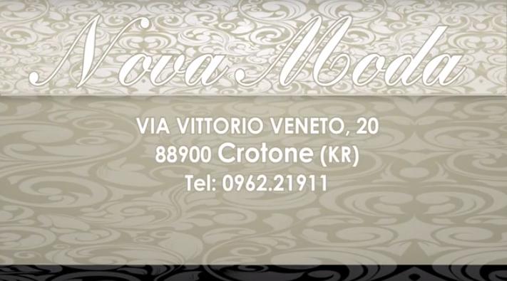 Spot TV Nova Moda