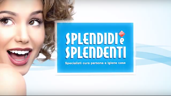 Spot TV Splendidi e Splendenti