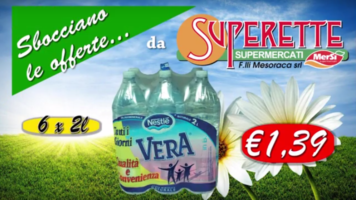 Spot TV Superette Supermercati
